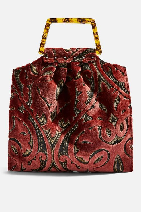 best online pretty nice best value Caz Porto Carpet Tote Bag in 2019   Bags, Topshop bags, Fashion