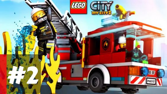 LEGO City My City Andriod/IOS Gameplay Part 2