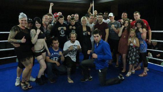 Super Gala De Kickboxing  ''Ténacité''