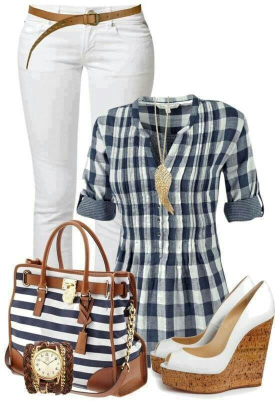 I love the shirt, and the bag, and shoes!!!