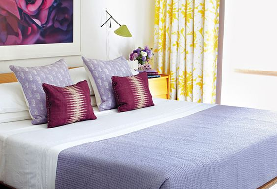 2014 Pantone color fot he year- BOLD ORCHID: Decorating With Purple Purple Rooms - Oprah.com