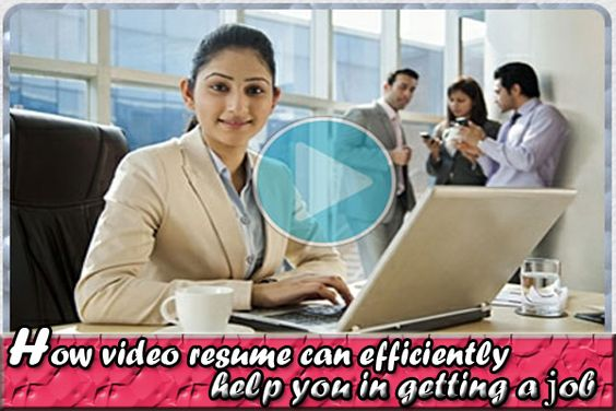 Do you need job? Does traditional resume is not working? Forget it - video resume