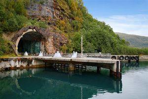 Bond Villain Yard Sale: Secret Mountainside Submarine Base Only $17.5 Million