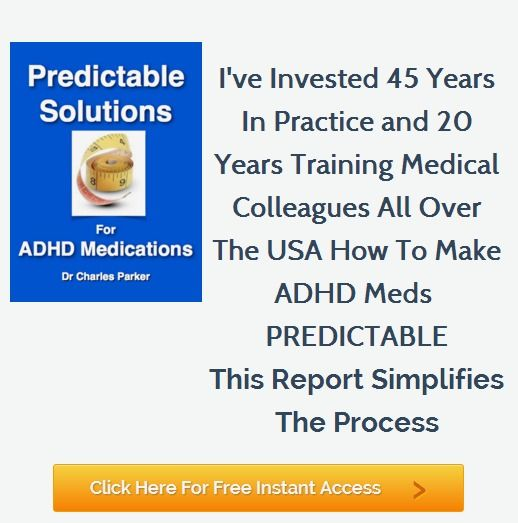 relationship problems related to adhd medicine