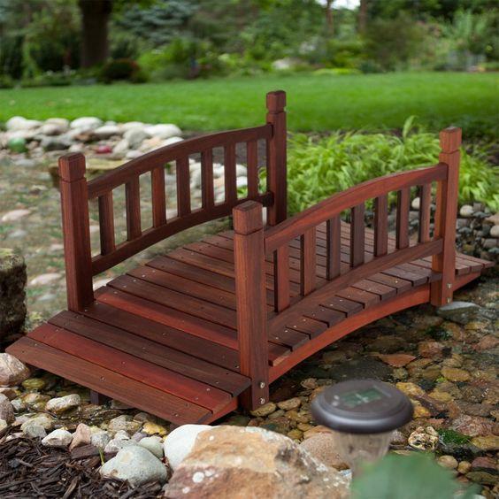Garden Bridge, Bridges And Gardens On Pinterest