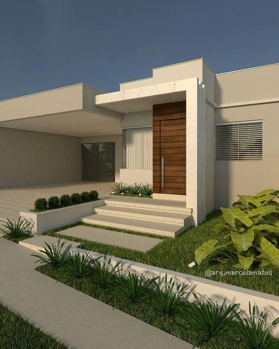 Nf Arquitecta Casa La Macarena En 2020 Casas Modernas 1 Piso Fachada De Casas Bonitas Diseno Casas Campestres