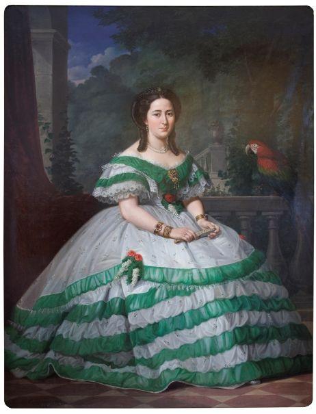 Matilde Ferrán y Muedra de Valldeperas - Colección - Museo Nacional del Prado