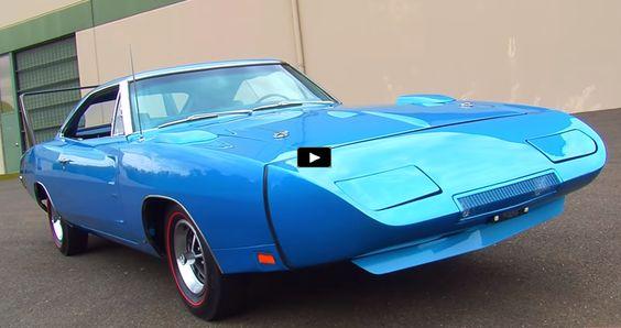 Story of a Fabulous 1969 Dodge Charger Daytona