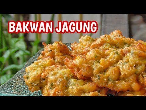 Resep Bakwan Jagung Ala Dhasilfa Raditya Gorengan Simple Dan Enak Youtube Resep Masakan Resep Makanan