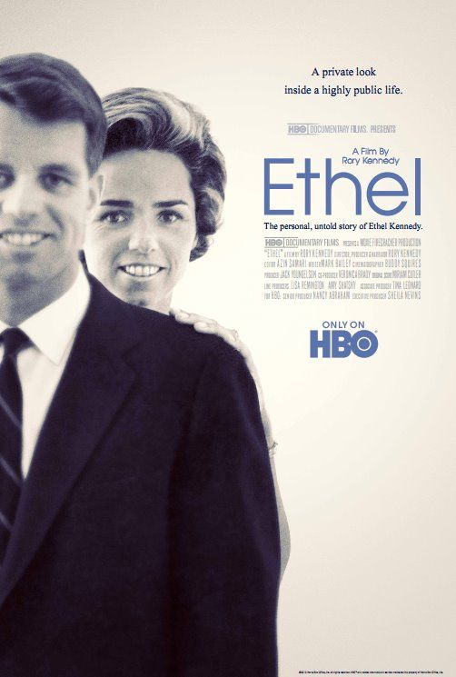 Ethel - the personal, untold story of Ethel Kennedy