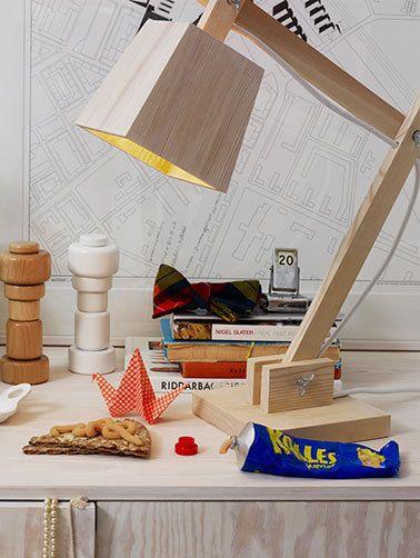 Muuto Tischleuchte Wood Lamp - Geschenkeshop | Deko-Geschenke | Accessoires fürs Wohnen - Cedon