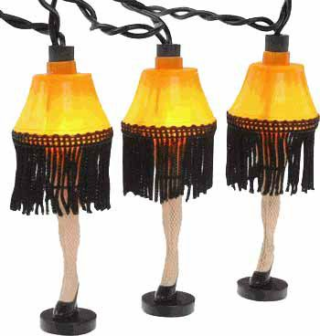 Leg Lamp String Lights : Leg Lamp String of Lights Lighted glass blocks, Witch legs and Altered bottles