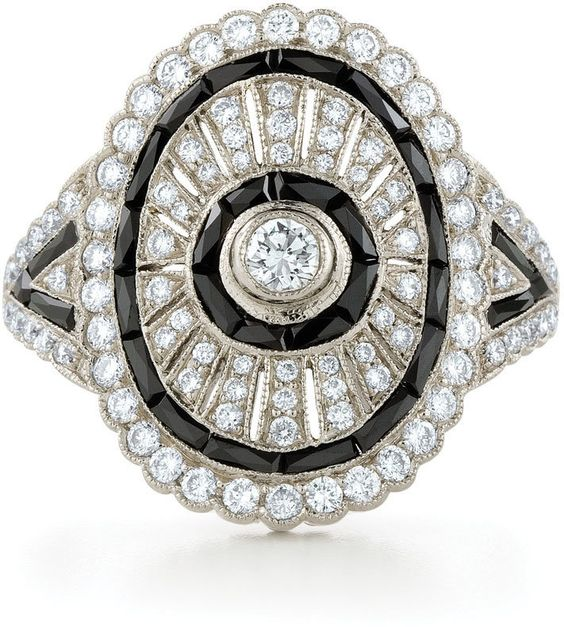 #kwiat.com                #ring                     #Ares #Onyx #Diamond #Ring #Kwiat #Vintage #Collection #White #Gold #Kwiat    Ares Onyx Diamond Ring Kwiat Vintage Collection 18k White Gold | Kwiat                                  http://www.seapai.com/product.aspx?PID=730119