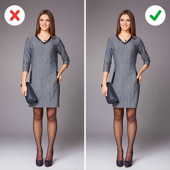 10Tricks That Can Help Women Look Slimmer in2Minutes