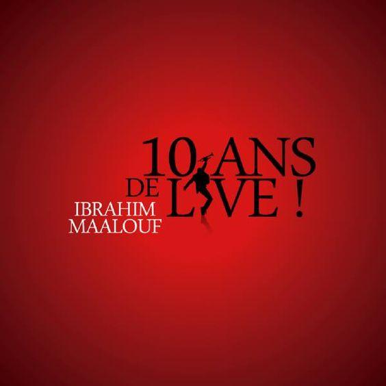 Ibrahim Maalouf fête ses 10 ans de scène avec un coffret anniversaire http://xfru.it/Ic3PqI