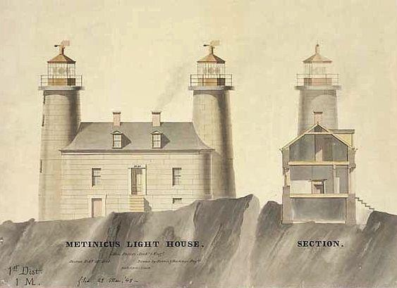 Matinicus Rock Lighthouse, Maine at Lighthousefriends.com