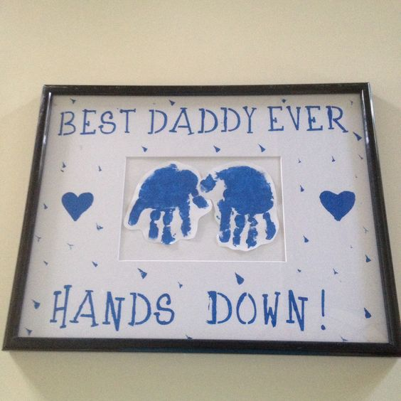 Chris's Father's Day gift :)