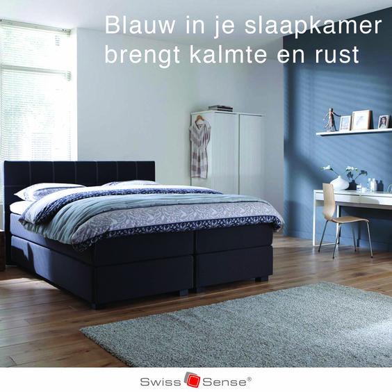 Wist je dat je langer slaapt in een blauwe slaapkamer? Maar liefst 7 uur en 52 minuten om