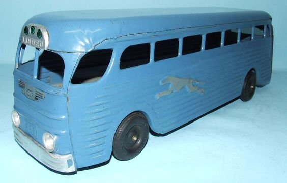 Keystone vintage bus terminal
