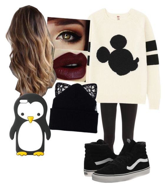 """""""Untitled #70"""" by ramirez14982 on Polyvore featuring Splendid, Uniqlo, Vans, Silver Spoon Attire and MANGO"""