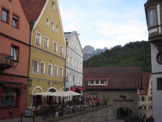 Füssen, Deutschland