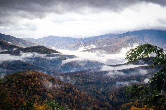 Classic AAA Scenic Byway photos North Carolina Blue Ridge – Aaa Travel Maps