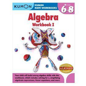 Kumon Algebra Workbook I (Kumon Math Workbooks) ebook pdf. Download http://www.4shared.com/zip/6RijoNMQce/Kumon_Algebra_Workbook_I__Kumo.html