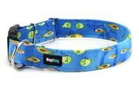 Collier pour chien Aquatic Friends www.hopdog.fr