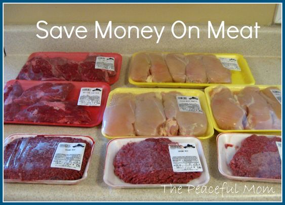 Save Money On Meat!