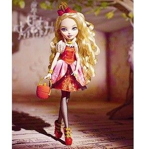 Apple White Ever After High Dolls | Ever after high ...