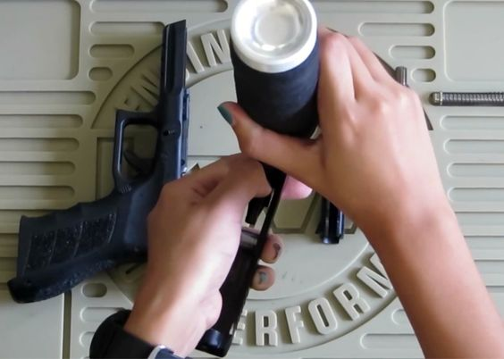 Adella Relentless: Gun & Mag Cleaning Howto