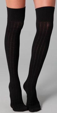 Knee socks: Thigh High Socks, Tights Thigh, Wool Thigh, Knee Socks, Thigh Highs, Clothes Simular, Knee Highs, Black Wool