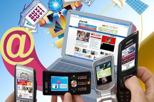 Game điện tử cầm tay xuất hiện trên điện thoại