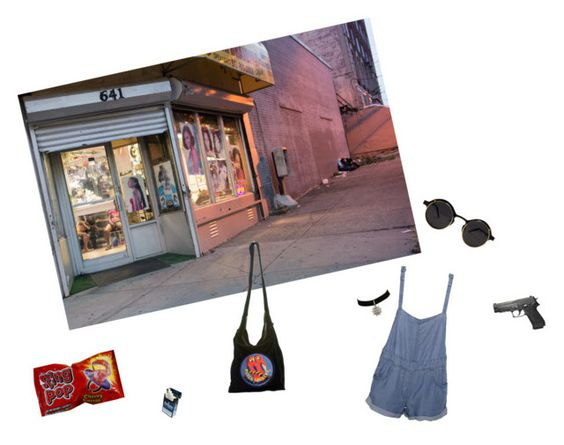 """""""go big or never go home"""" by axtkido ❤ liked on Polyvore featuring Stussy and Acne Studios"""