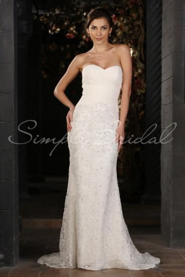 Demi Gown- Simply Bridal