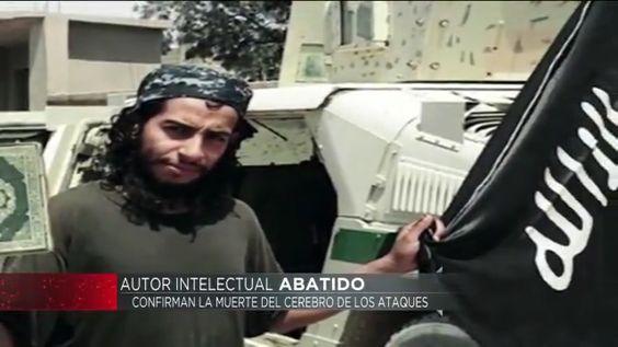 La Muerte De Abdelhamid Abaaoud Fue Confirmada Por Exámenes De ADN #Video