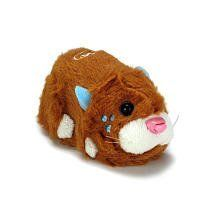 Zhu Zhu Pets V9 Hamster - Peanut by Zhu Zhu Pets. $19.89. Holy Habitrail! A rainbow has exploded across the Zhu-niverse?, and now you can find your favorite ZhuZhu's in fantastically fun, bright colors! Just like when she was little hamster tot, Peanut is still the loyal, responsible baby of the bunch. She still hates getting into trouble, and is the ultimate Mommy's girl. Nothing seems to have changed over the years because after zhu-chool, she still catches plenty of Z...