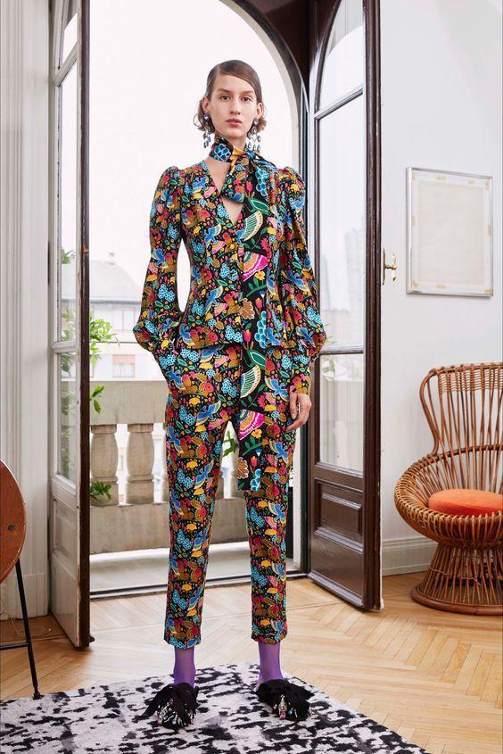 Bohemian Pant Suit