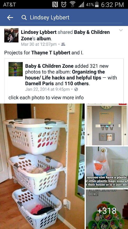 Facebook baby and children zone