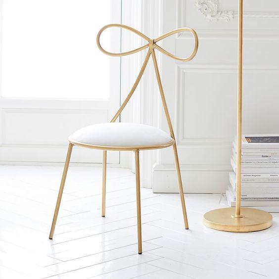 The Emily & Meritt Bow Chair – PB Teen, $215 (currently on sale)