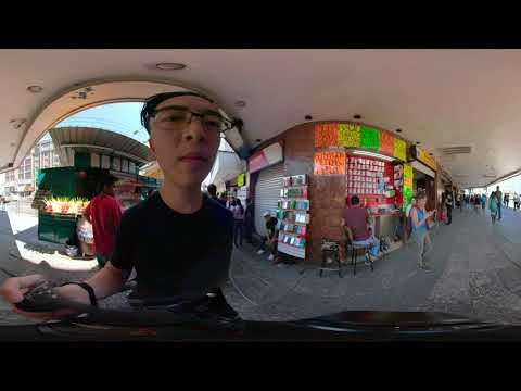 Gopro Fusion 360 Virtual Reality Downtown Mexico City Street Photography Pov Video By Eric In 2020 City Streets Photography Downtown Mexico City Street Photography