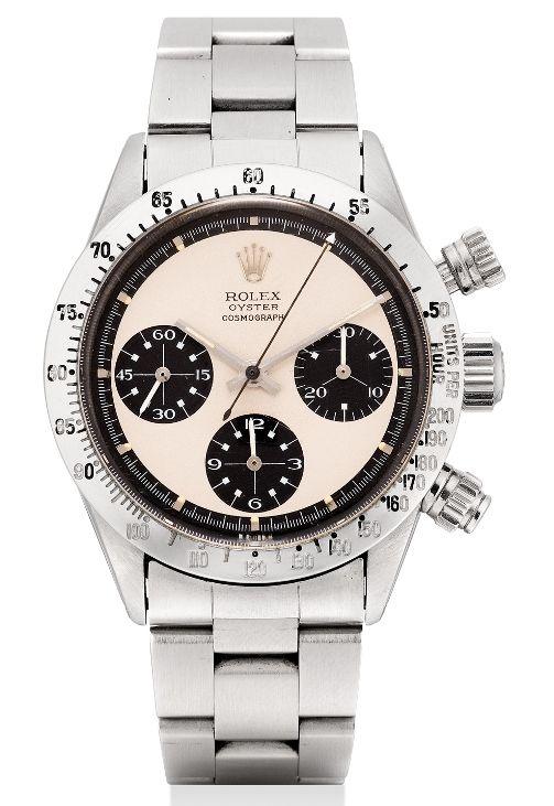 "Rolex Cosmograph Daytona Ref. 6265 ""Paul Newman"" Panda (circa 1972)"