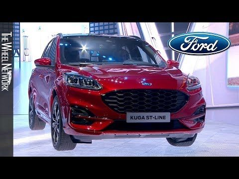 2020 Ford Kuga Reveal Full Press Conference 2020 Ford Escape Youtube Ford Kuga Ford Ford Escape