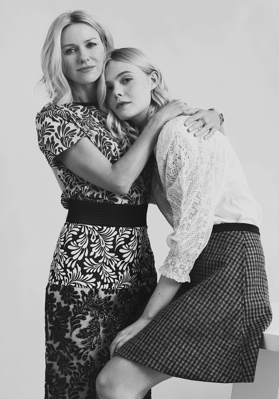 tiff 2015 | Naomi Watts and Elle Fanning ('About Ray') by Jens Langkjaer