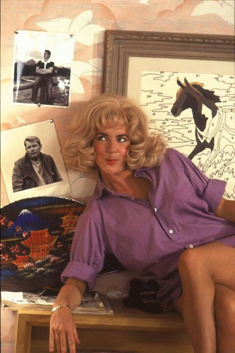 Look at me I'm Sandra Dee