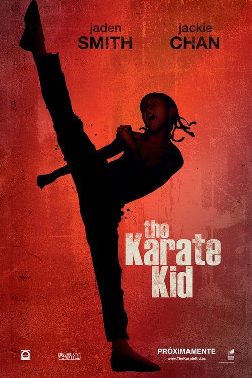 Hd 1080 The Karate Kid 2010 Pelicula Completa En Español Latino Online Karate Kid Karate Kid Movie Tv Series Online