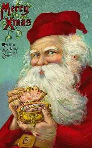 http://vintageholidaycrafts.com/vintage-children-christmas-cards/