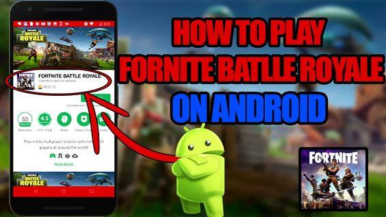 Fortnite Battle Royale Download Android Ios Apk Fortnite