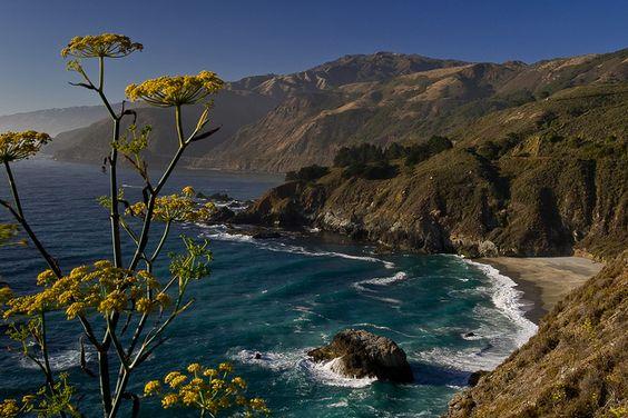 Big Sur Coast, California ~ Robin Black Photography  #America