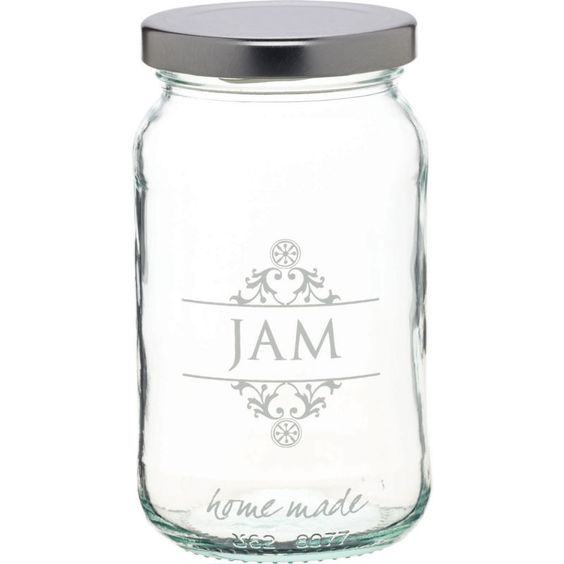 Kilner round clip top jar green 1 litre home made jars for Glass jar kitchen ideas